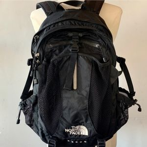The North Face Black Vintage Recon Travel Backpack